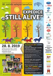 "Benefice 2019 - Expedice ""Still Alive"""